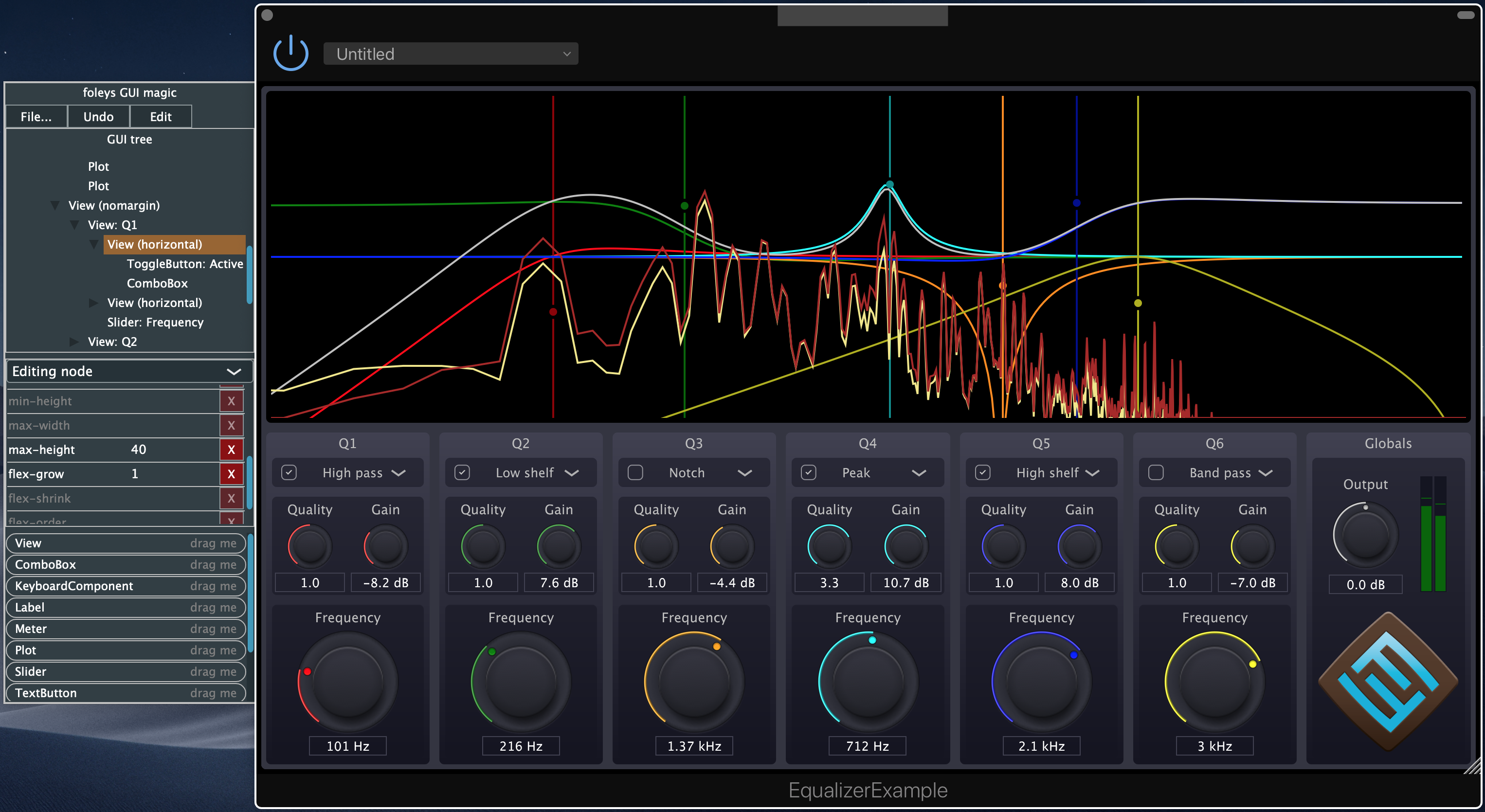 Equalizer Screenshot